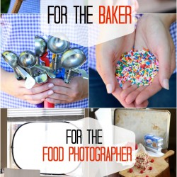 2014 Gift Guide for Bakers, food photographers and curly girls