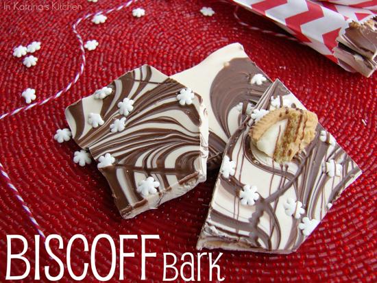 Biscoff Bark | In Katrina's Kitchen