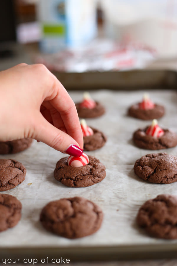 4 Ingredient Christmas Cookies Your Cup Of Cake