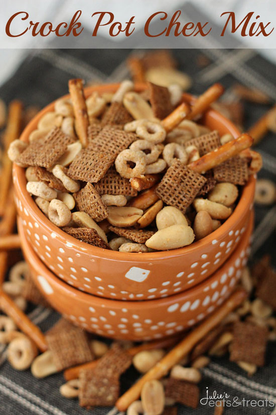 Chex Mix | Julies Eats and Treats