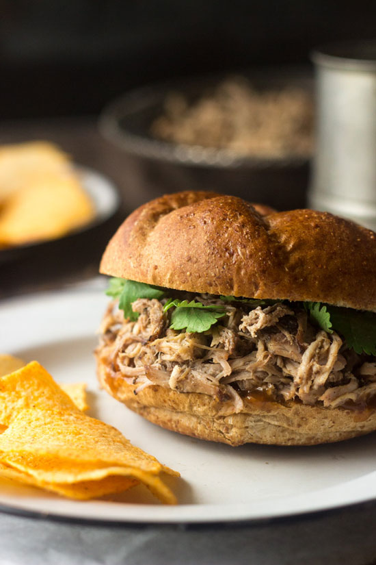 Island Pulled Pork | Food Faith Fitness