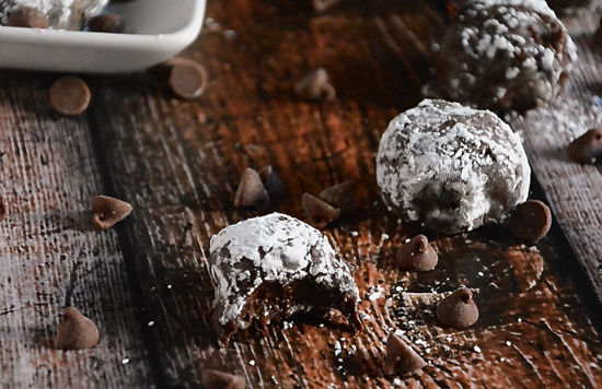 Skinny Bailey's Truffles | The Housewife in Training Files