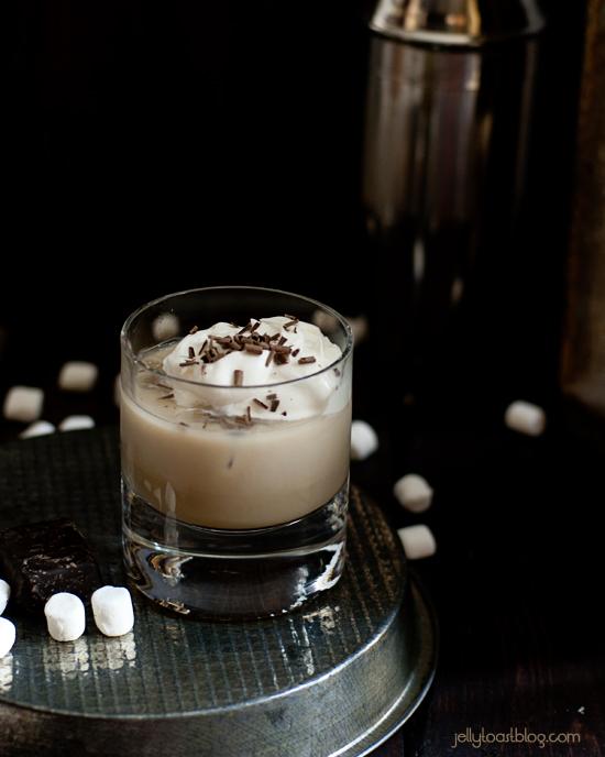 Dark and Minty | Jelly Toast