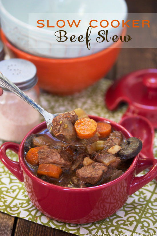 Beef Stew | Lexi's Clean Kitchen