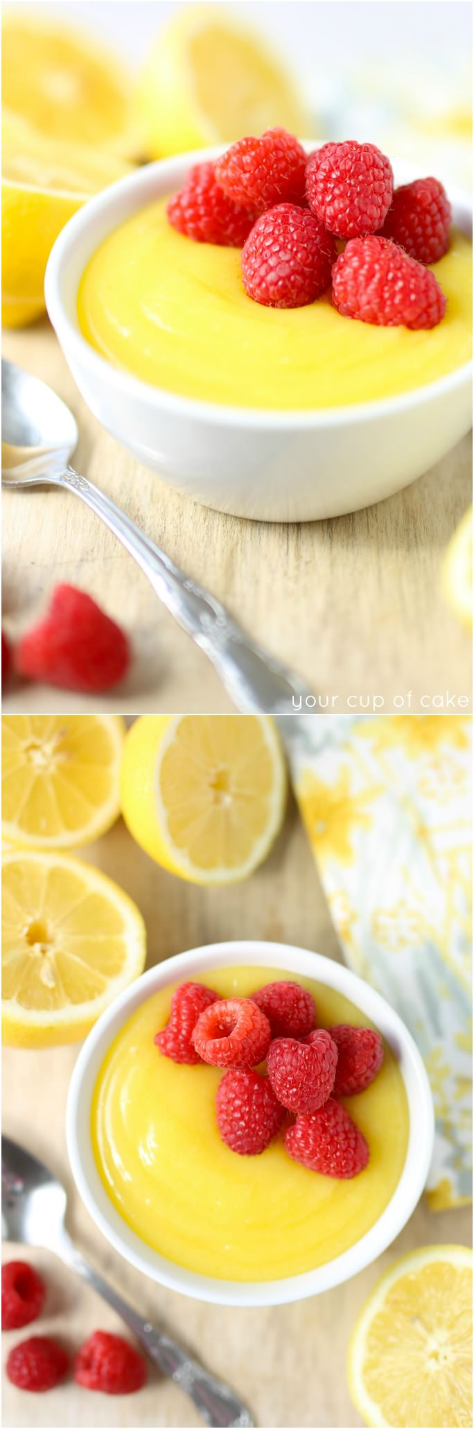 The most delicious Lemon Curd I have ever eaten! And so easy to make!