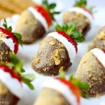 S'mores Strawberries