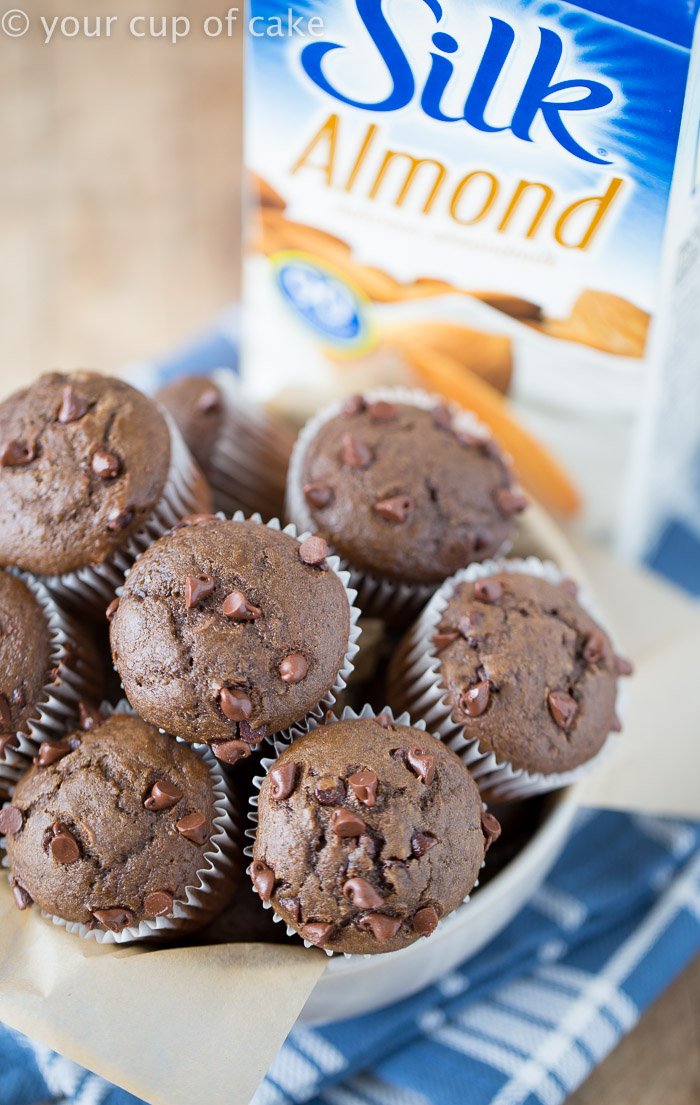 Low Fat Chocolate Mini Muffins Your Cup Of Cake