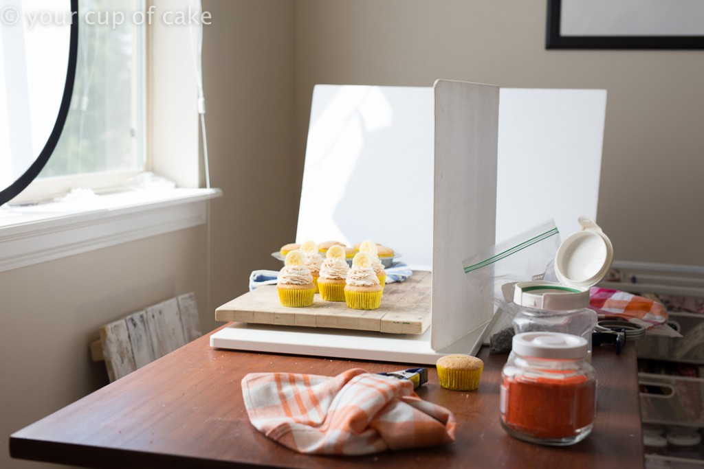 How to take food blog photos at home