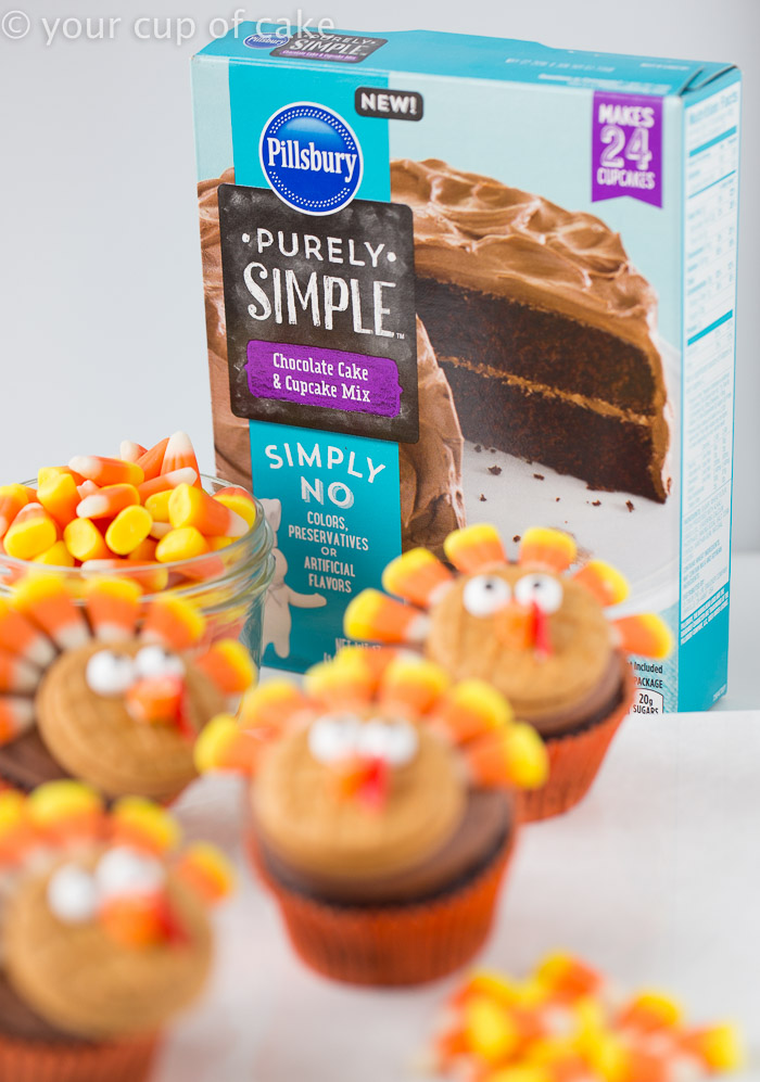 Baking with Purely Simple Pillsbury Mix
