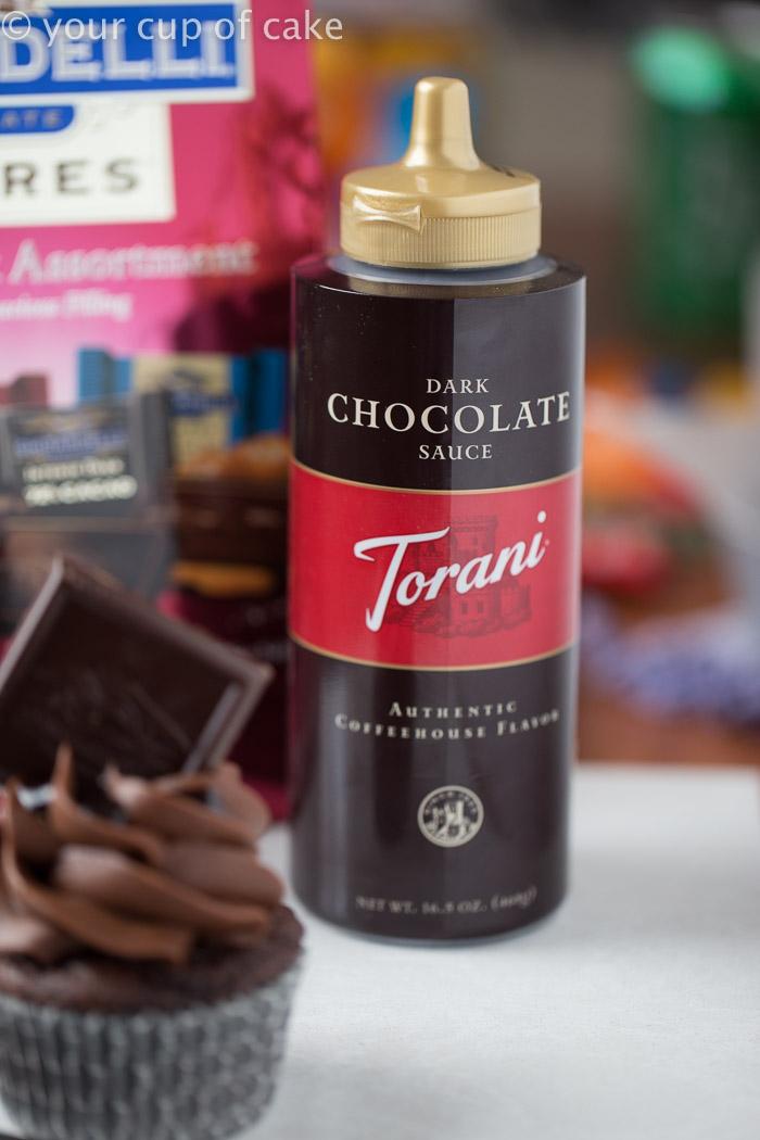 Torani Chocolate Sauce