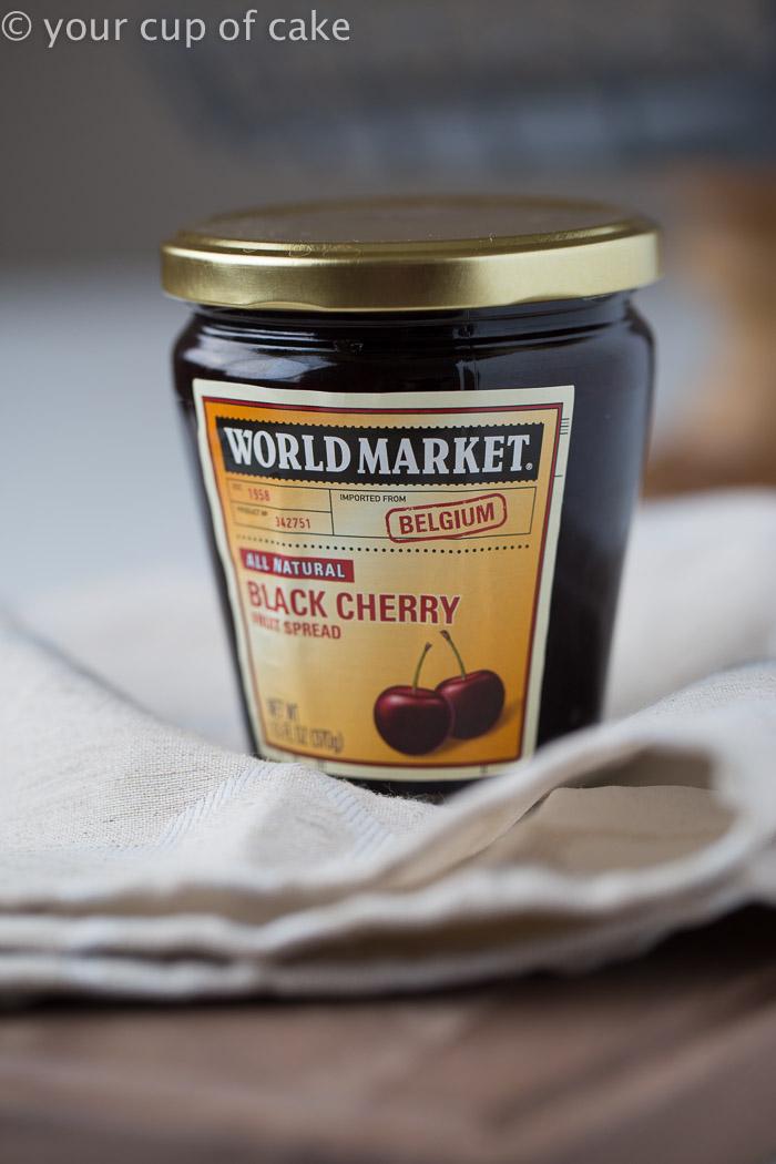 Secret Ingredient to Chocolate Cherry Cupcakes