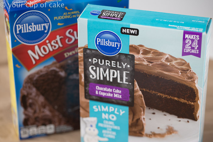 The best cake mixes to use!
