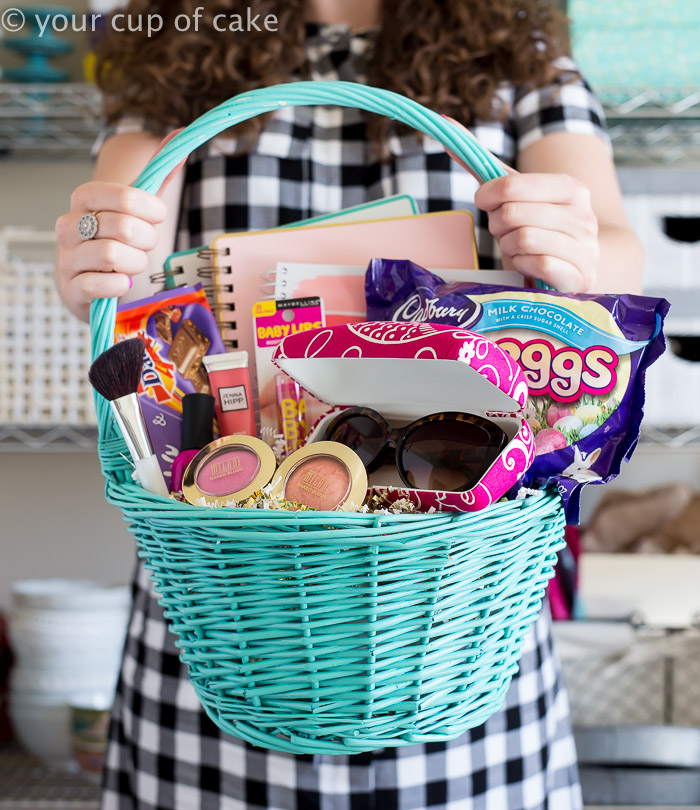 Easter Basket for single ladies!