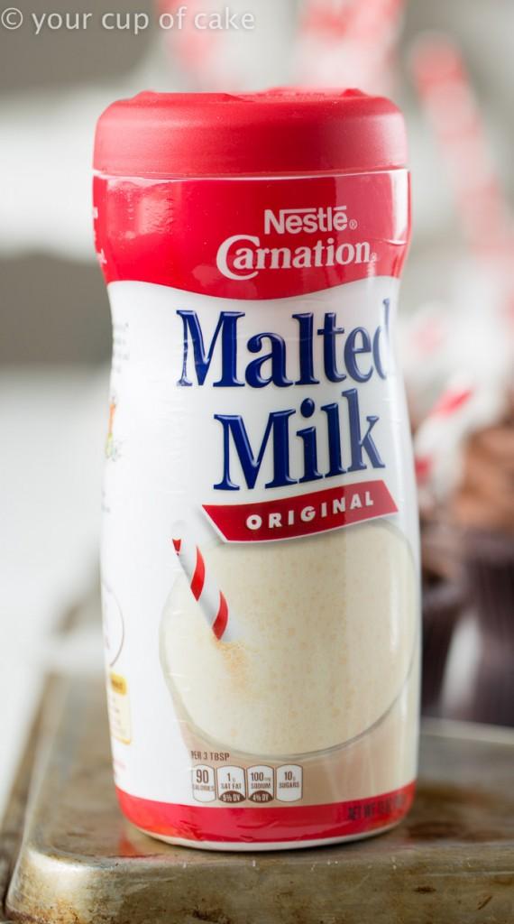 Malted Milk Powder for baking