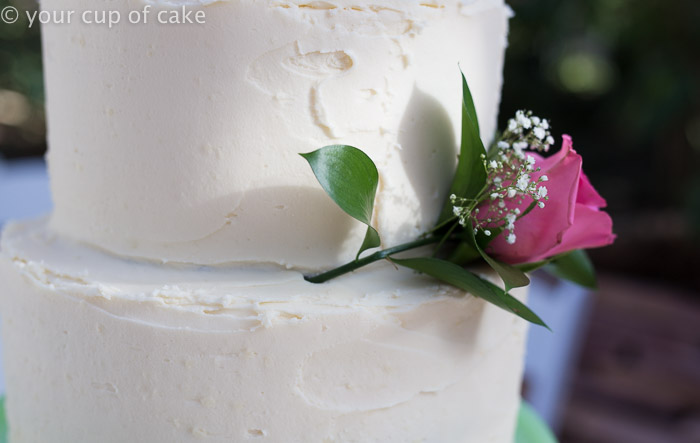 How to make a wedding cake-126