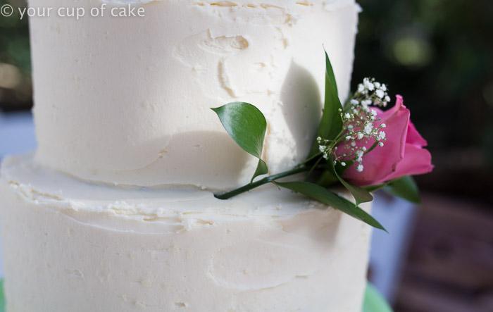 How To Make A Wedding Cake 126