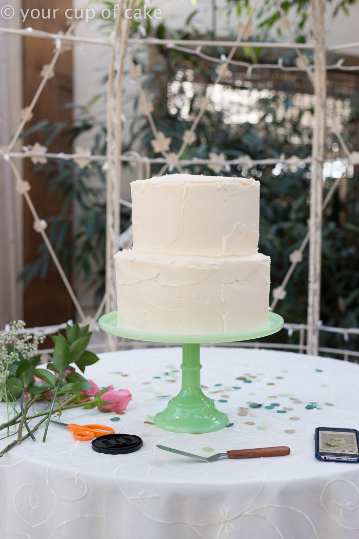 How To Make A Wedding Cake 72