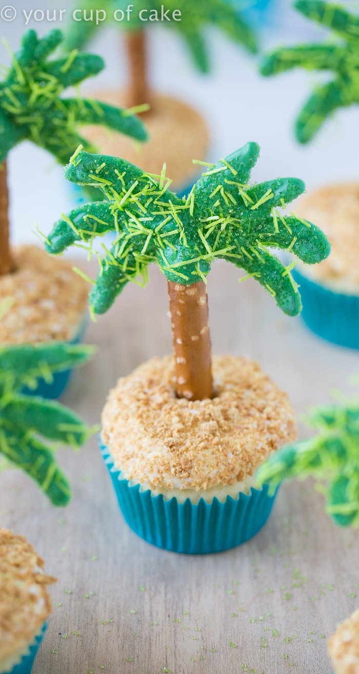 Palm Tree Cupcakes Your Cup Of Cake Free for commercial use no attribution required high quality images. your cup of cake