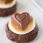 Melt your Heart Marshmallow Cookies