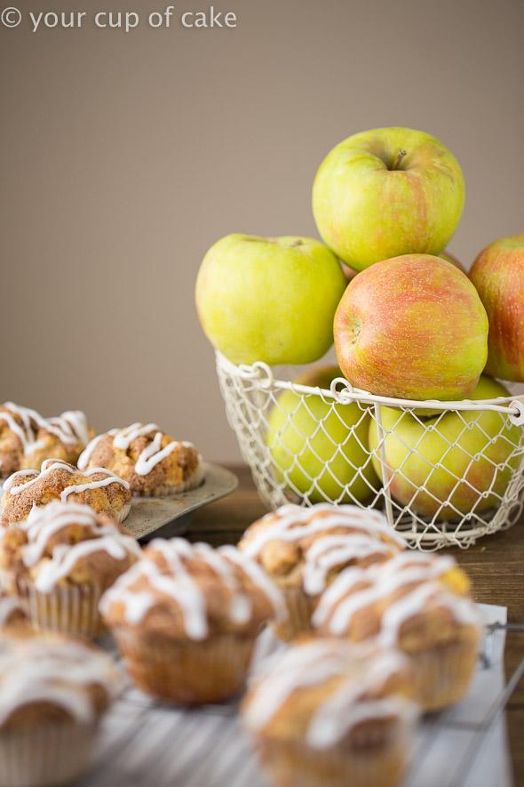 Baking with Honey Crisp Apples