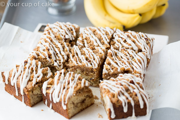 Banana Bread Coffee Cake Your Cup Of Cake Bloglovin