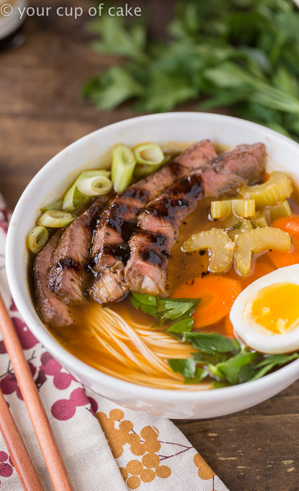 The most incredible Japanese Noodle Bowls