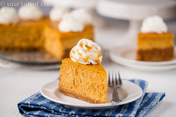 Ultimate Pumpkin Cheesecake for Thanksgiving