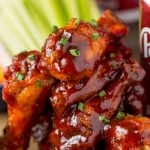 Dr Pepper Wings and Drumsticks [Game Day Food]