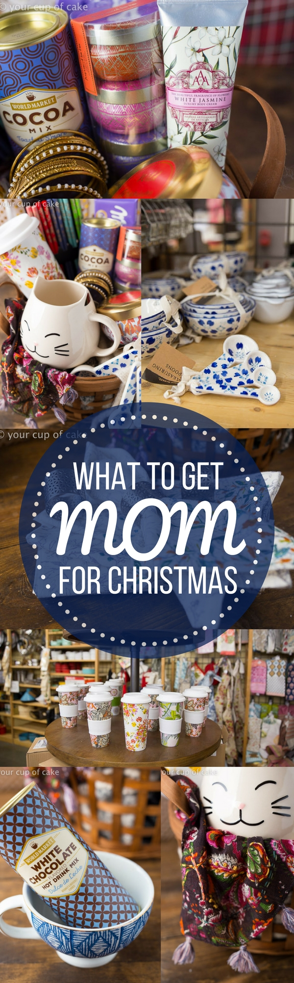 What to get Mom for Christmas: Gift ideas for every mom no matter who she is!