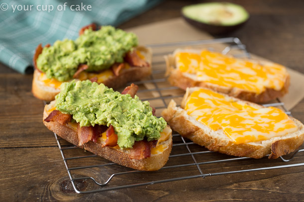 How to make the perfect Bacon Avocado Grilled Cheese Sandwich
