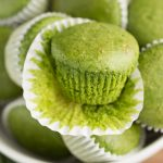 Green Machine Spinach Muffins (Egg Free)
