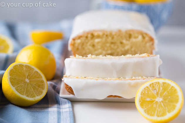 The Best Lemon Bread Copycat Starbucks Lemon Loaf