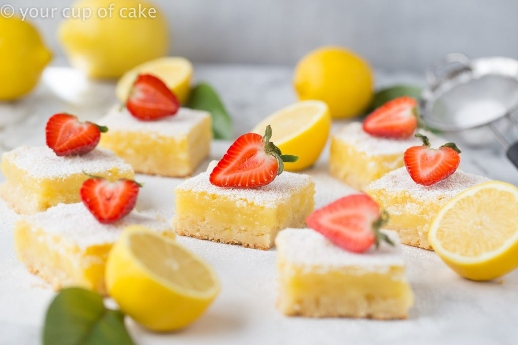 Ultimate Lemon Bars these are the BEST!