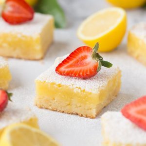 Ultimate Lemon Bars