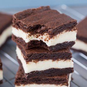 Cake Mix Oreo Bars
