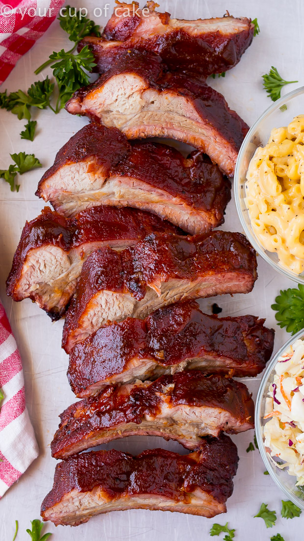 How to make THE BEST ribs