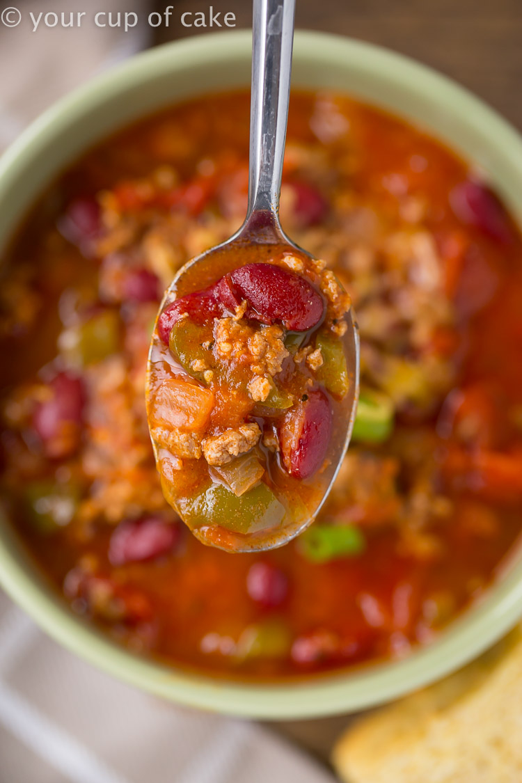Stupid Good Chili for the ULTIMATE chili recipe!