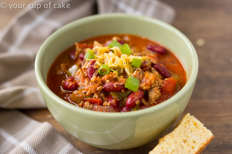 Stupid Good Chili Recipe for an easy to make dinner