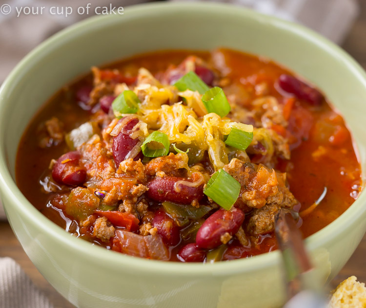 Stupid Good Chili, this really is THE BEST chili recipe
