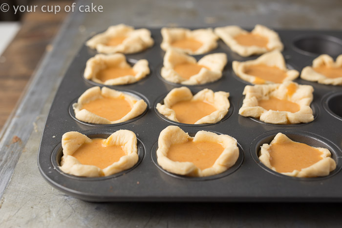 How to make Pumpkin Pie Poppers