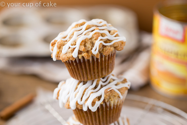 Bakery Style Pumpkin Muffins, these really are the best pumpkin muffins ever!