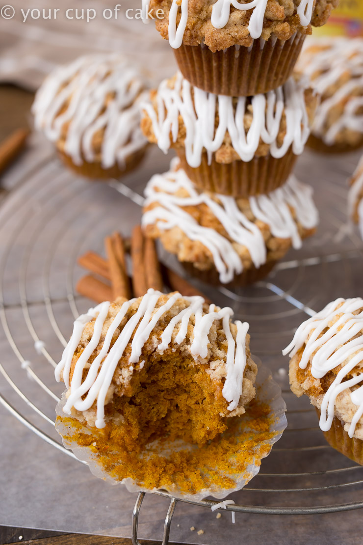 The Best Pumpkin Muffins Ever