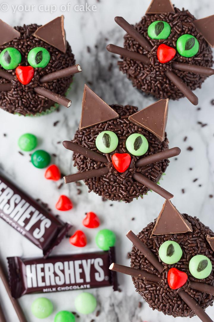 Cat Shaped Birthday Cake Recipe