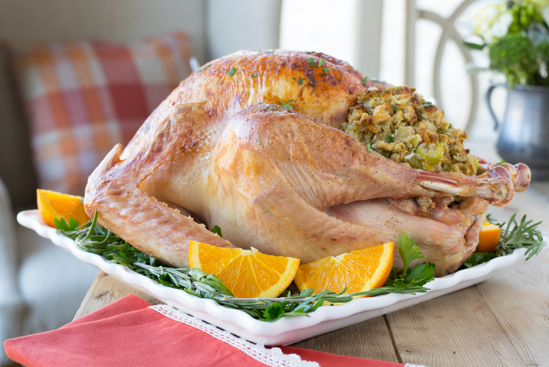 Learn how to Brine a Turkey