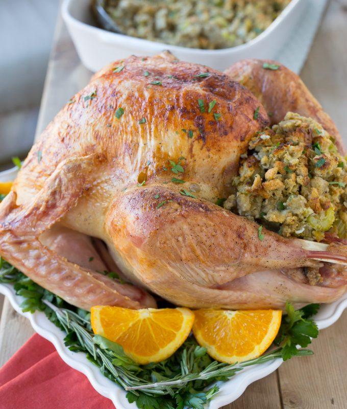 The trick to the BEST Thanksgiving Turkey: Brine your Turkey