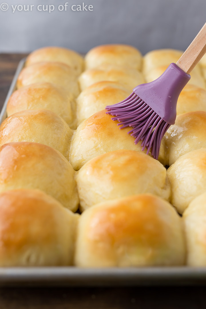 This recipe is AMAZING, Mom's Best Dinner Rolls