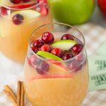 Sparkling Caramel Apple Cider