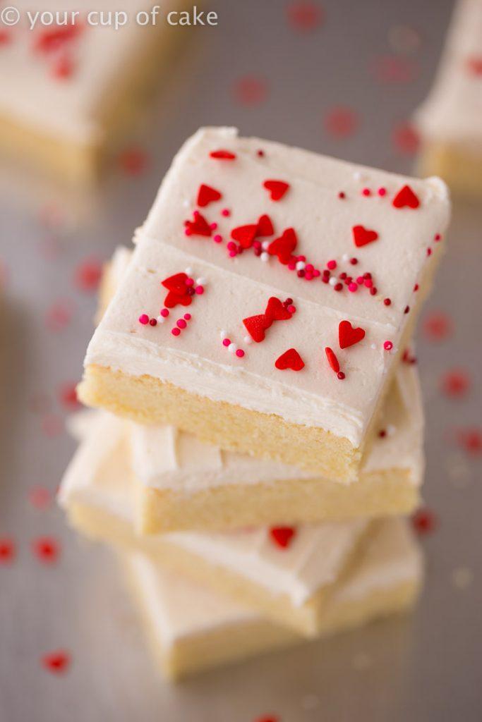 My favorite dessert, THE BEST Sugar Cookie Bars