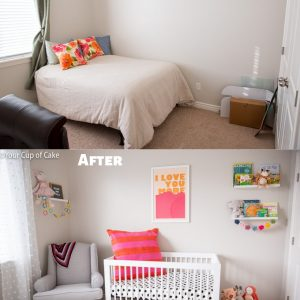 How to Decorate a Nursery on a Budget