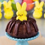 Bunny Bundt Cakes for Easter